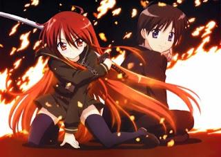 Novedades Anime en Octubre Shakugan+no+Shana