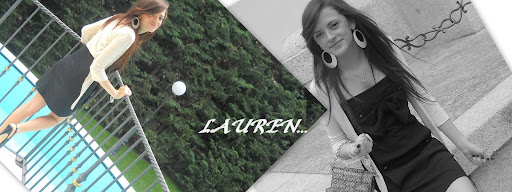 Lauren...