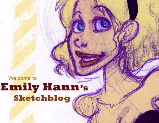Emily Hann's Sketchblog