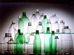 Reutilize suas garrafas