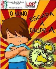 O Nuno Escapa à Gripe A