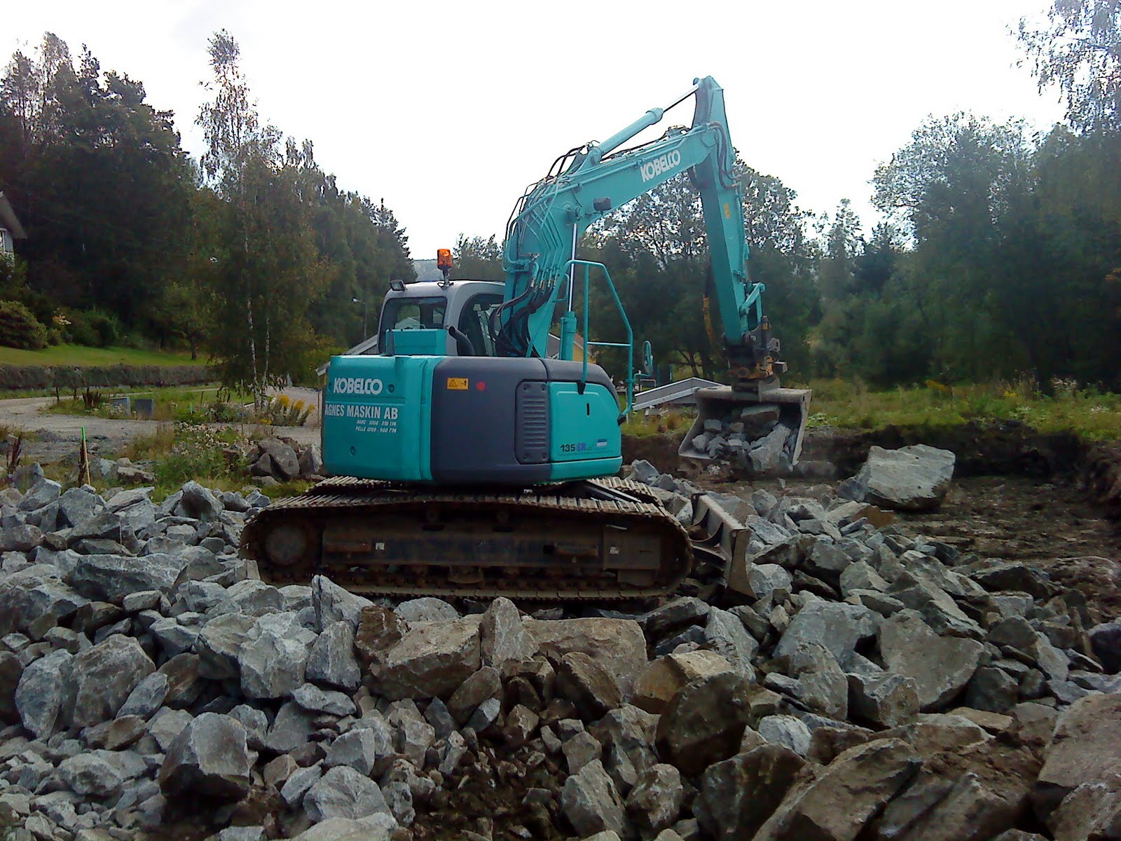Vikströms 135a: september 2010