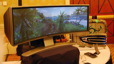 pantalla curva Alienware@cultura combi