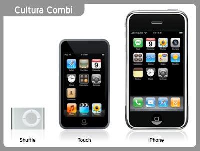 nuevos iPod@cultura combi