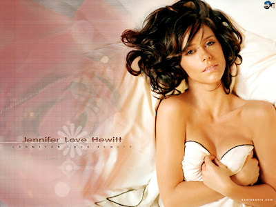 Jennifer Love Hewitt wallpaper 2011