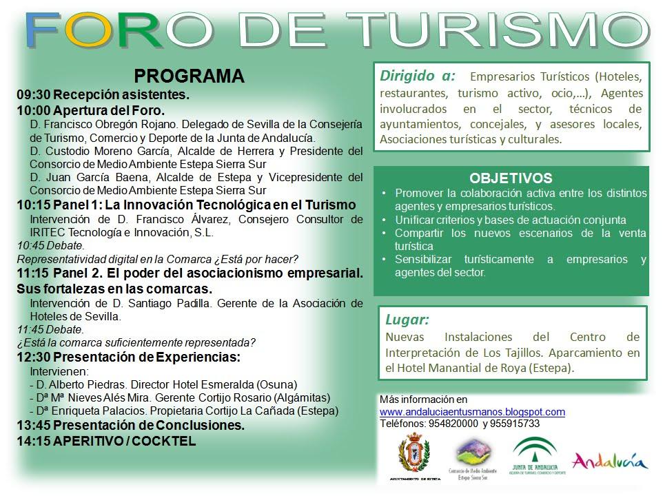 Foro permanente de turismo estepa sierra sur sevilla - Foro de estepa sevilla ...