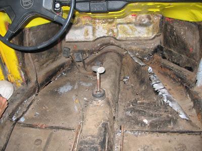 El basurero de navawan reconstruyendo - Como quitar rayones del piso vinilico ...