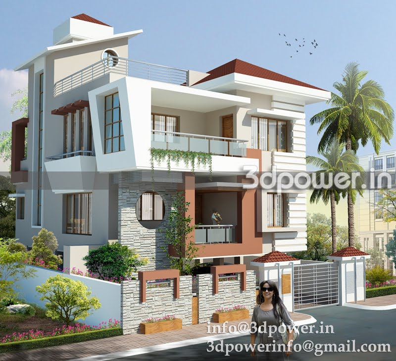 """contemporary Architecture For Bungalow"""