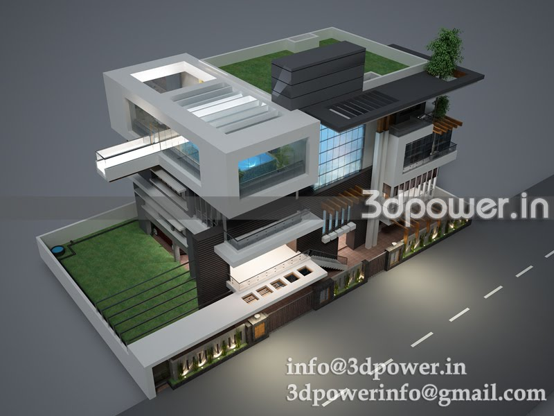 3d bungalow_new arrival.