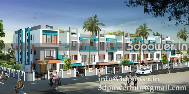 3d+view+of+row+house_www.3dpower.in_row+house+bungalow.jpg