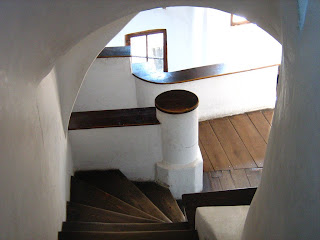 scara interioara stil vechi