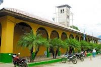 Palacio Municipal de la ciudad de Yoro