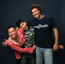 Veronica, Robin & Roberto