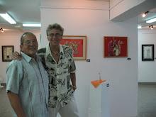Bobby's Exhibit in Havana