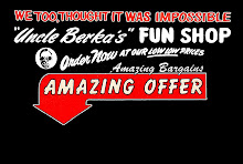 Uncle Berka´s Fun Shop