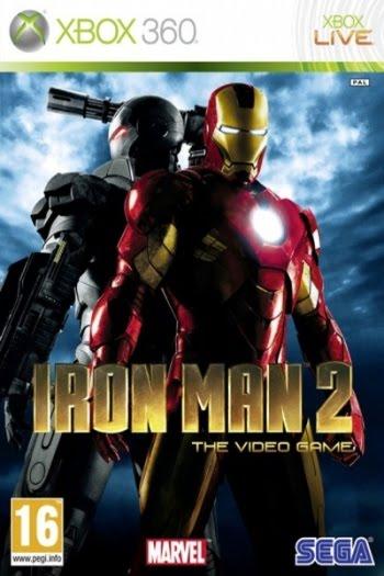 Iron Man 2 Xbox 360