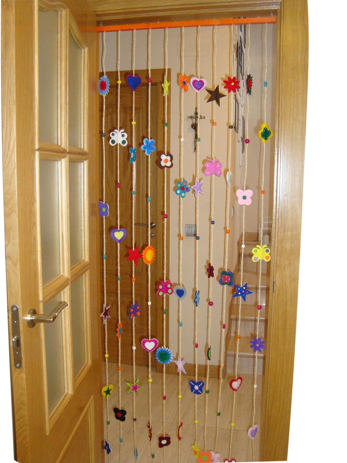 Divina arte cortinas for Cortinas decorativas para puertas