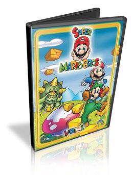 As aventuras de Super Mario Bros.3 2ª temporada dublado Dvdrip Completa
