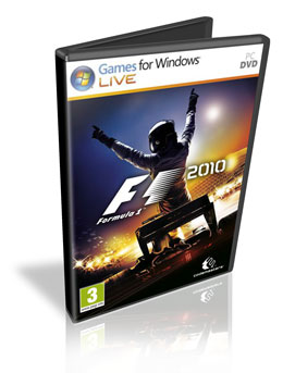 Download – PC F1 + Crack + Serial Completo 2010