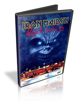 Download – DVD Iron Maiden – Rock in Rio Dvdrip 2001