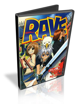 Rave Master 1,2,3ª Temporada Legendado Tvrip