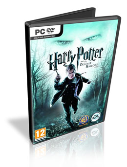 Download PC Harry Potter And The Deathly Hallows Part 1 + Crack 2010 Full Completo