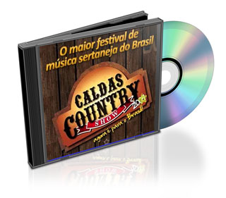 Download CD Caldas Country Show 2010
