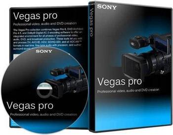 Sony Vegas Pro 10.0C 32Bit 2011 (Final)