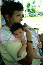 Grandma & Brynlee (very last picture I have of them 2 before she got sick)