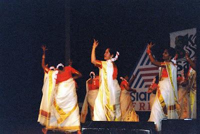 Onam: Thiruvadira Kali