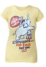 NO to Circus!!