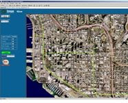 gis map server application