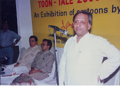 Irfan's Cartoon Exhibition 2000