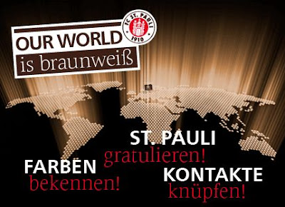 Our World ist Braunweiß