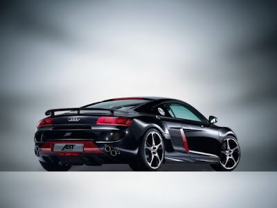 2008 Abt Audi R8. 2008 ABT Audi R8