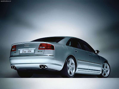 2003 Abt Vw Touran. 2003 ABT Audi AS8