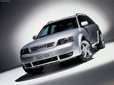 Audi All Road 2002. 2002 ABT Audi allroad quattro