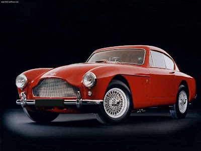 mark martin wallpaper. Aston Martin DB Mark III (1957