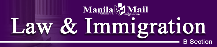 Manila Mail Law and Immigration News