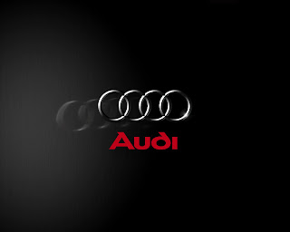 Audi logo A4 tt