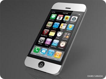Apple iPhone 4G concept