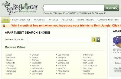 RentJungle.com: Apartment Search Engine