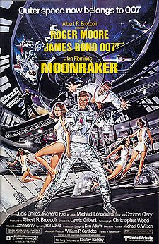 Moonraker James Bond Movies and Actors