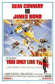 You Only Live Twice James Bond Movies and Actors