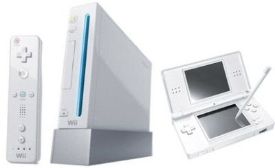 Nintendo Wii and DS Games stored for us in Q1 2009