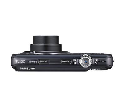 Samsung unveils TL100 Stylish and Slim 12.2 megapixel Digital Camera