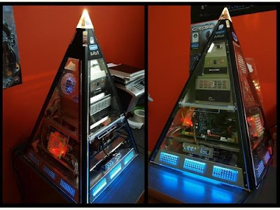PC Modification Design: The Great Pyramid PC Mod