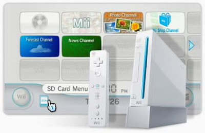 Nintendo launches Wii System Menu 4.0, including SD Card Channel