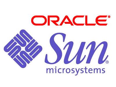 Oracle Sun Microsystems logo