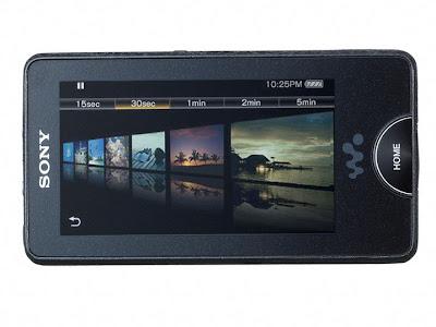 Sony OLED-equipped NWZ-X1000 series Walkman